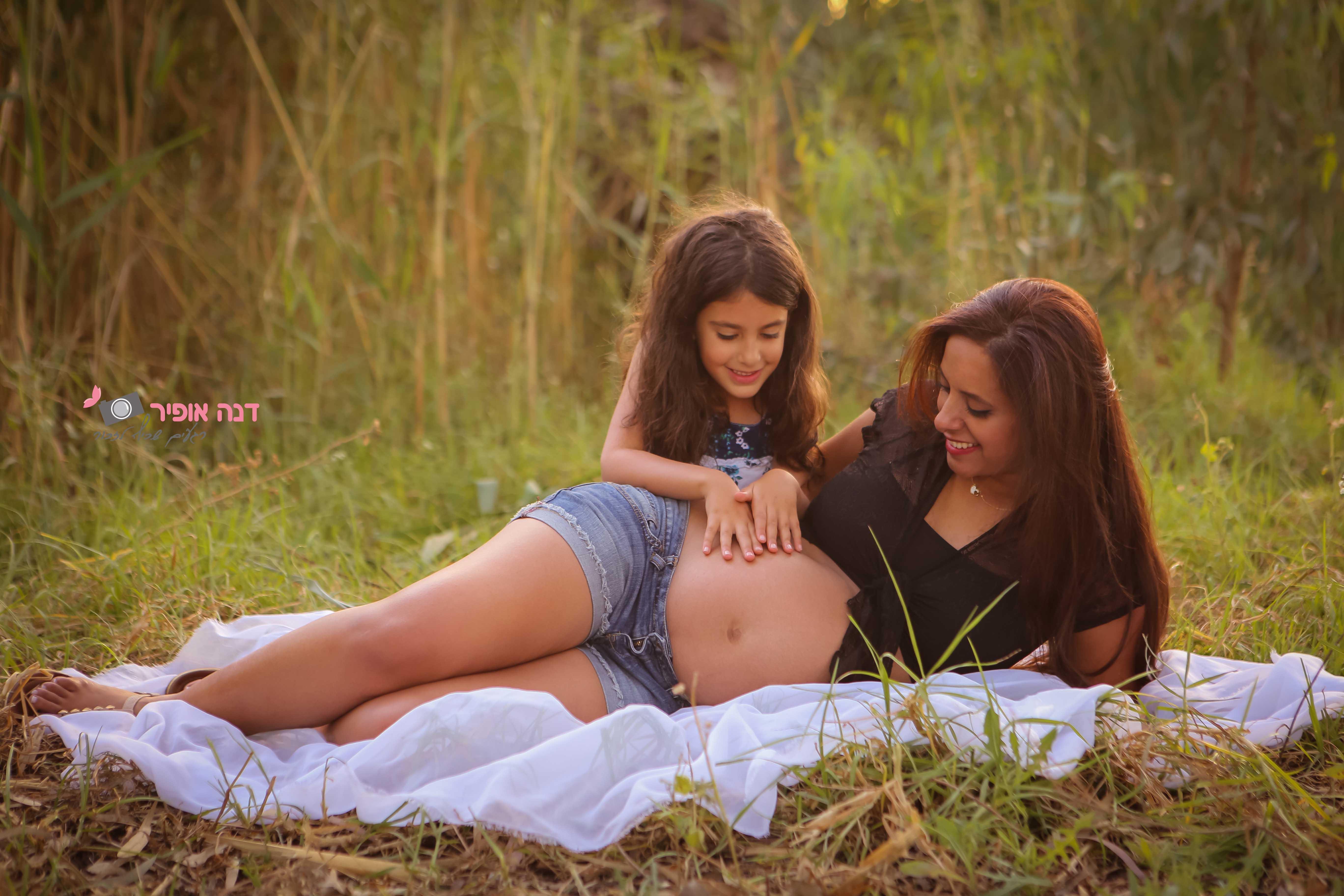 צילום הריון ומשפחה בטבע | סטודיו דנה אופיר