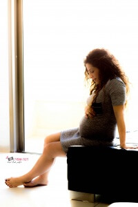 צילום הריון בבית - דנה אופיר