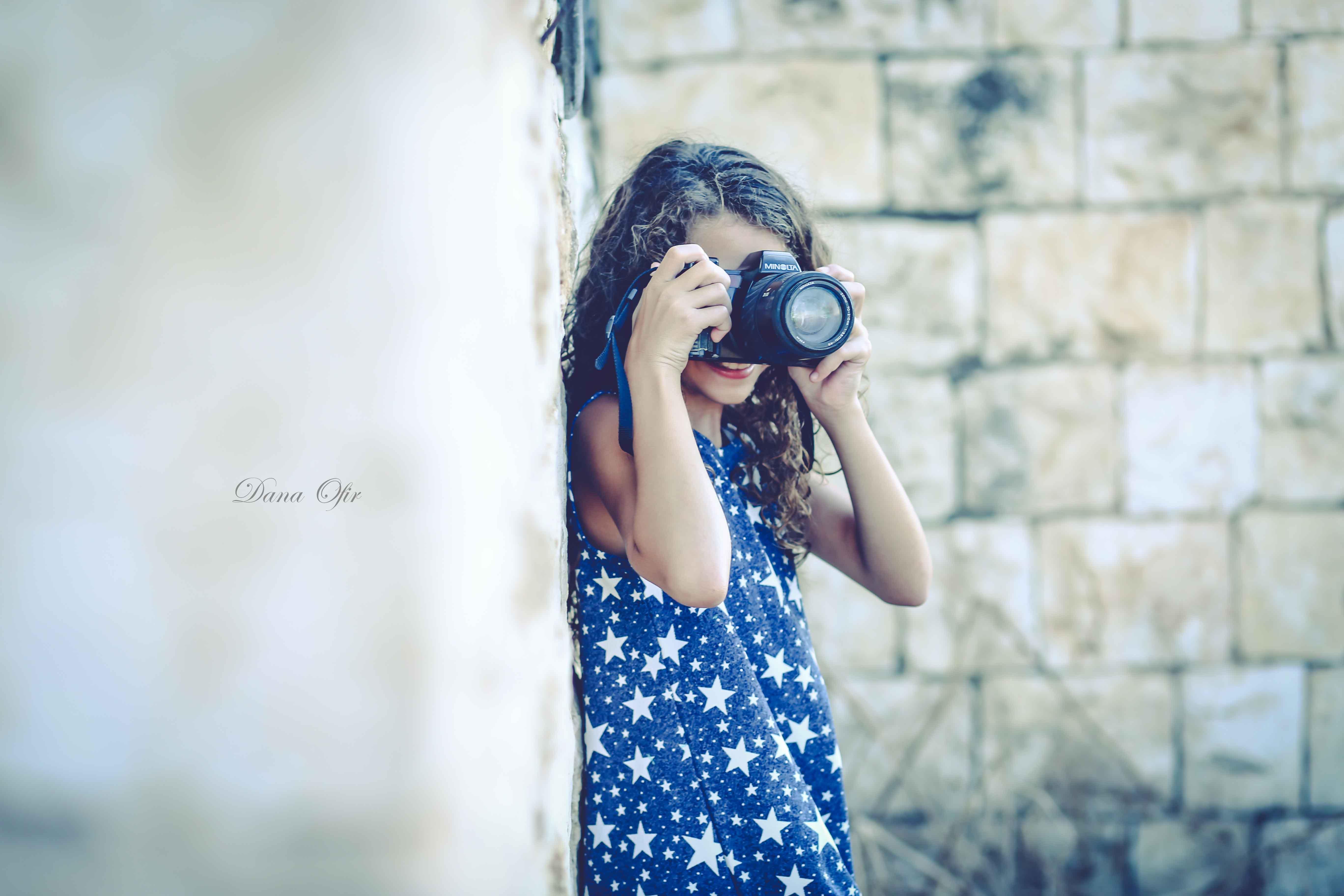 צילום אלבום בת מצווה - סטודיו לצילום דנה אופיר