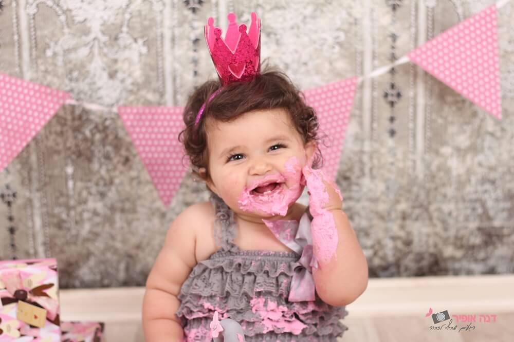 צילומי סמאש קייק חגיגת תינוקות - סטודיו דנה אופיר