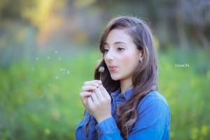 בוק בת מצווה בטבע - טרנד הקיץ, צילום: דנה אופיר