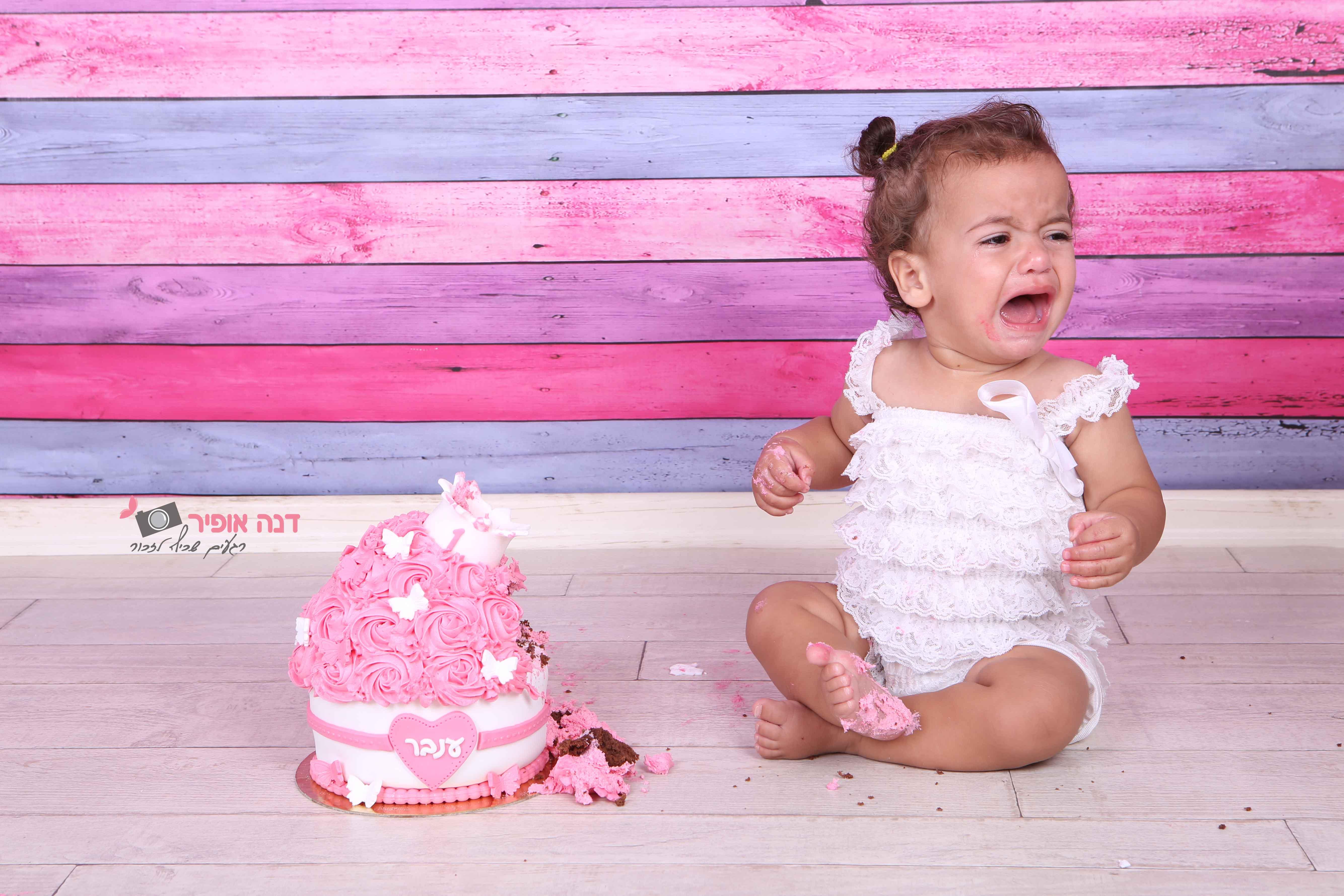 צילומי תינוקות קייקסמאש והבייבי (צילום: דנה אופיר)